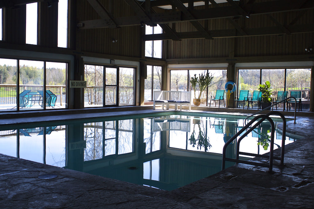 Benmiller Inn and Spa - View Over Pool