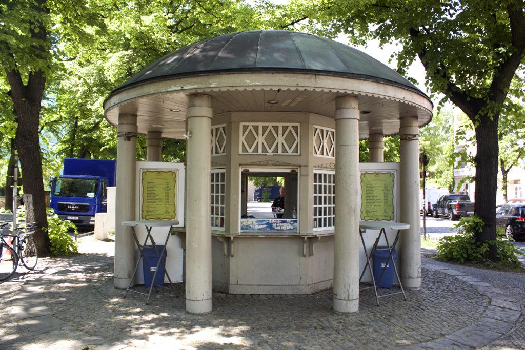 Berlin Walking Food Tour - Neukolln Rixdorf Kiosk Meetup Point