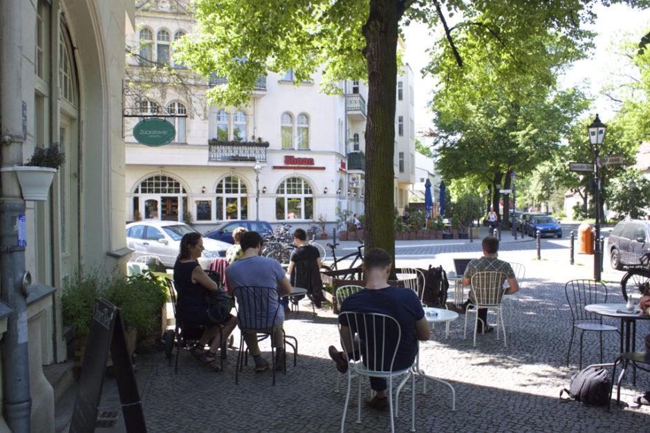 Berlin Walking Food Tour - Zuckerbaby
