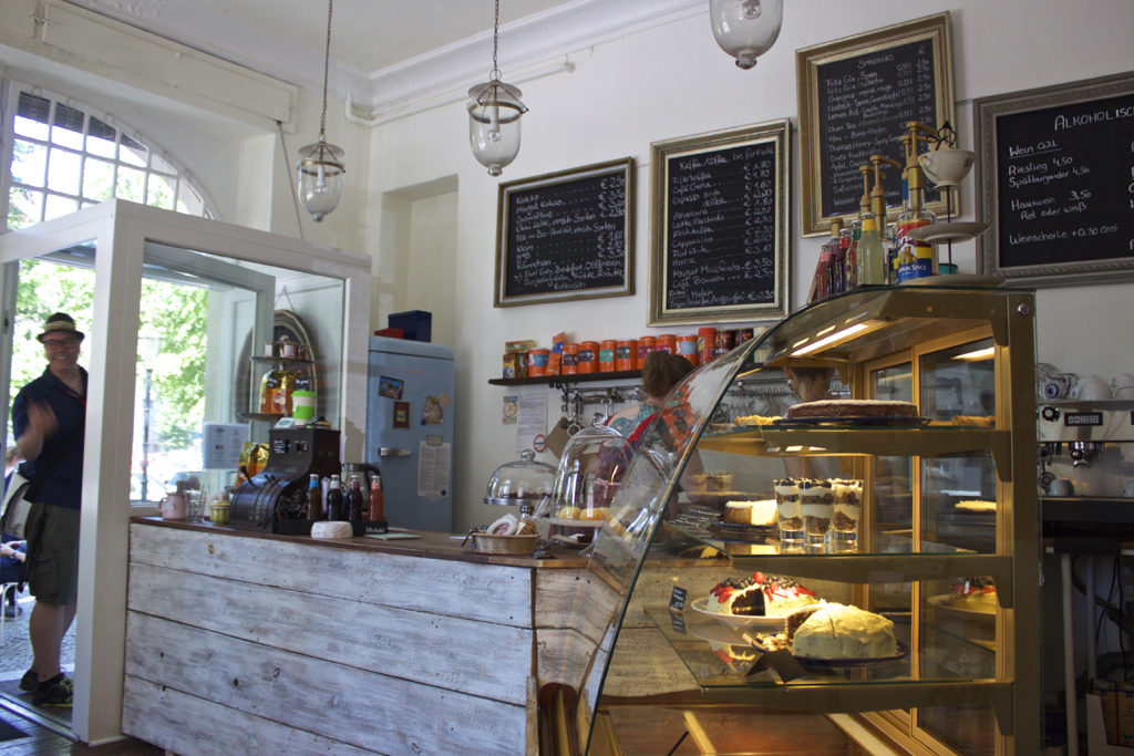 Berlin Walking Food Tour - Zuckerbaby Interior Cafe