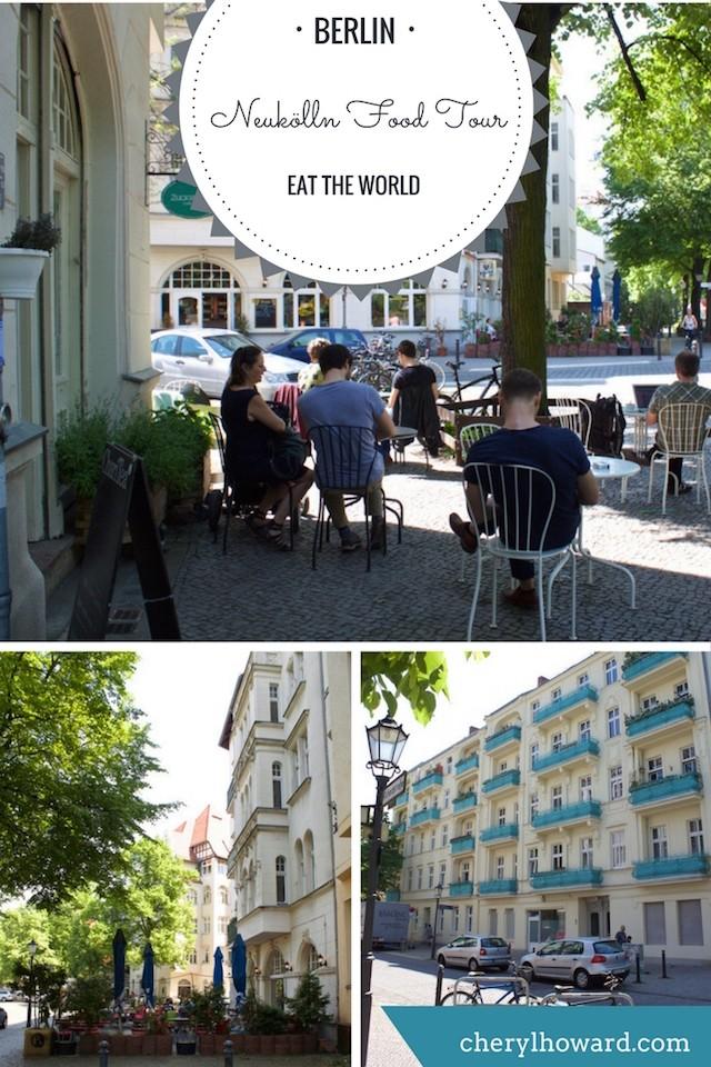 Berlin Walking Food Tour