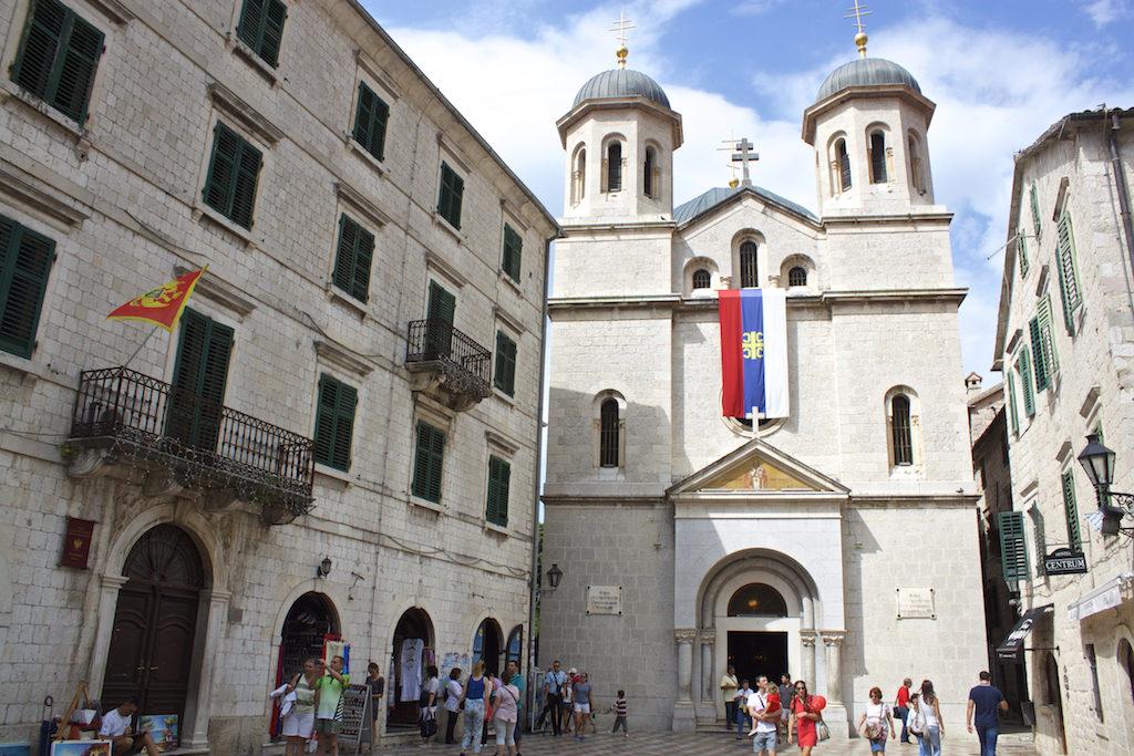 Kotor Montenegro - Cathedral