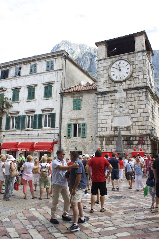 Kotor Montenegro - Clock Tower