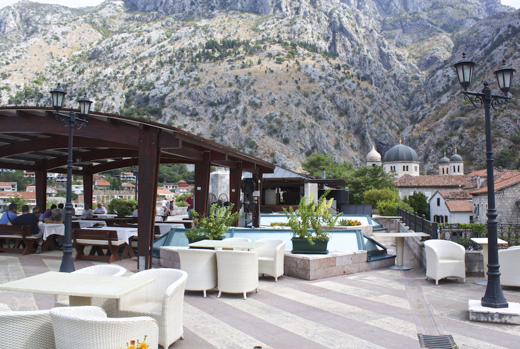Kotor Montenegro - Dinner with View