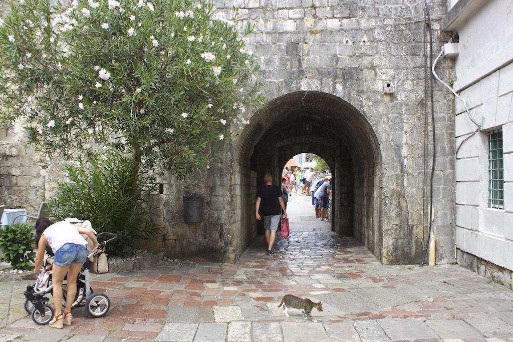 Kotor Montenegro - Old Town Gate