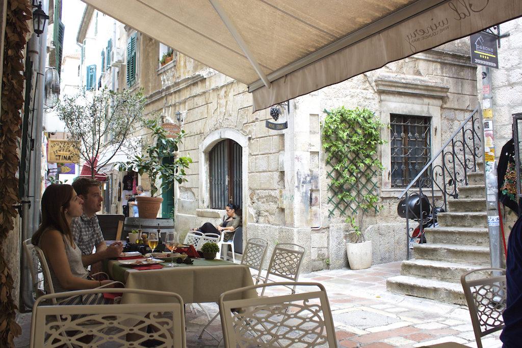 Kotor Montenegro - Old Winery Restaurant