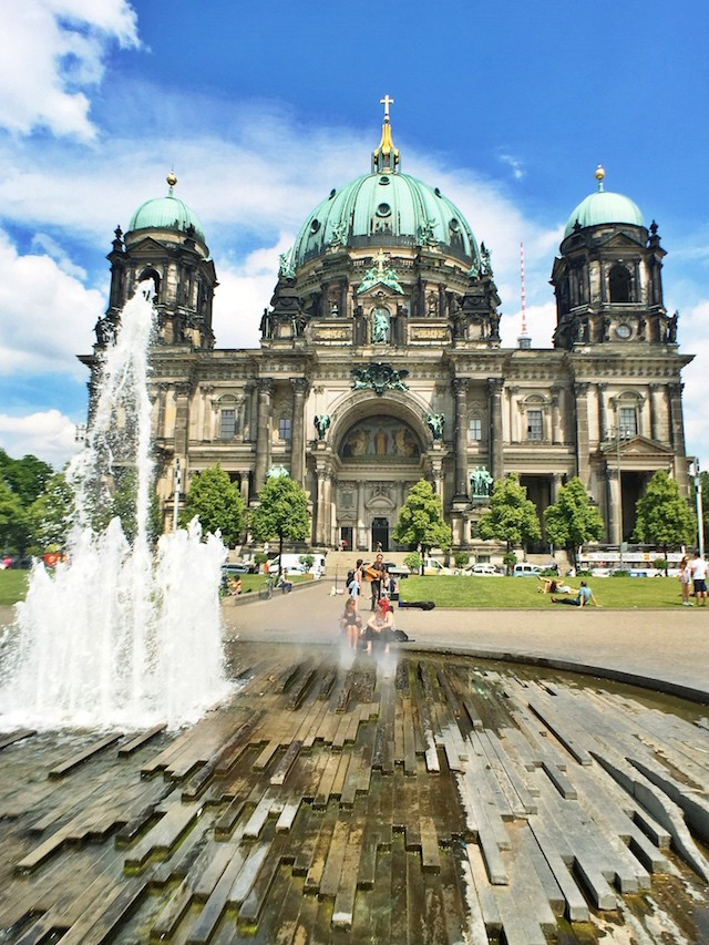 Most Photographed Landmarks in Berlin - Berliner Dom