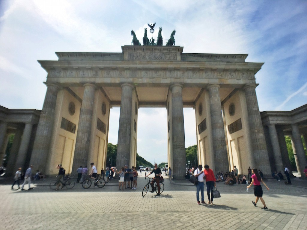 Most Photographed Landmarks in Berlin - Brandenburger Tor