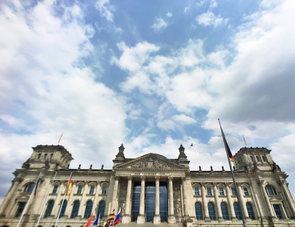 Most Photographed Landmarks in Berlin - Bundestag