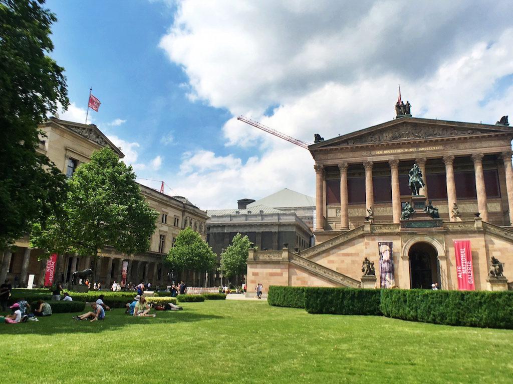 Most Photographed Landmarks in Berlin - Museum Island Berlin