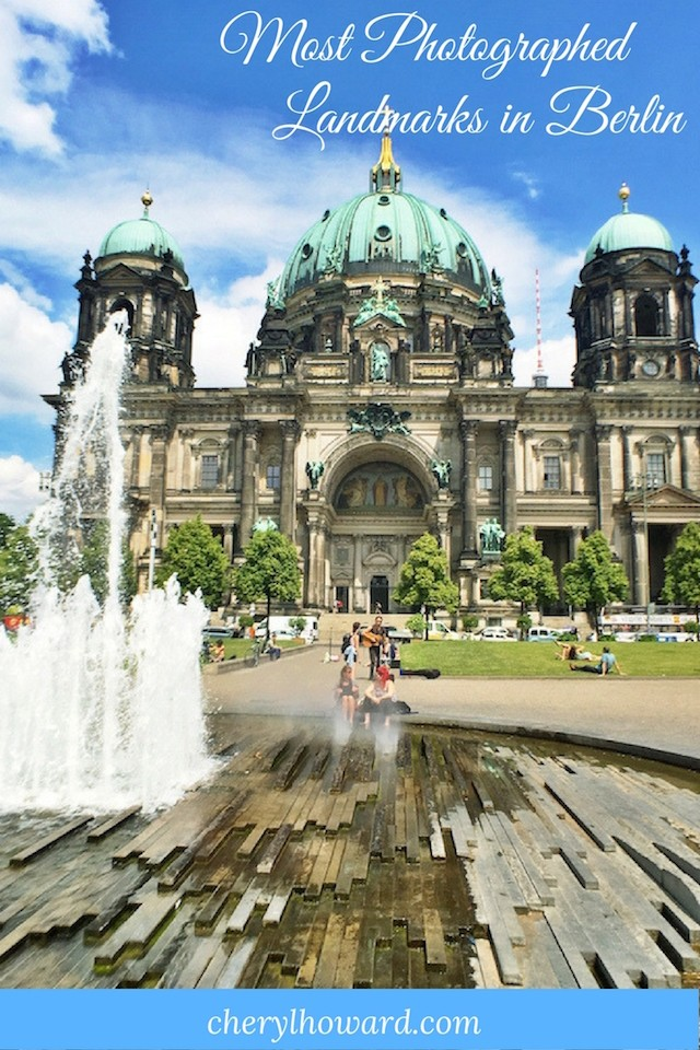 Most Photographed Landmarks in Berlin