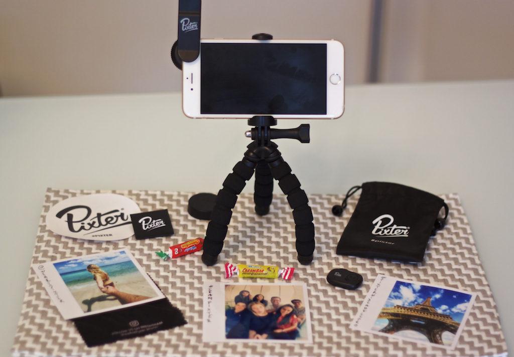 Pixter Travel Pack