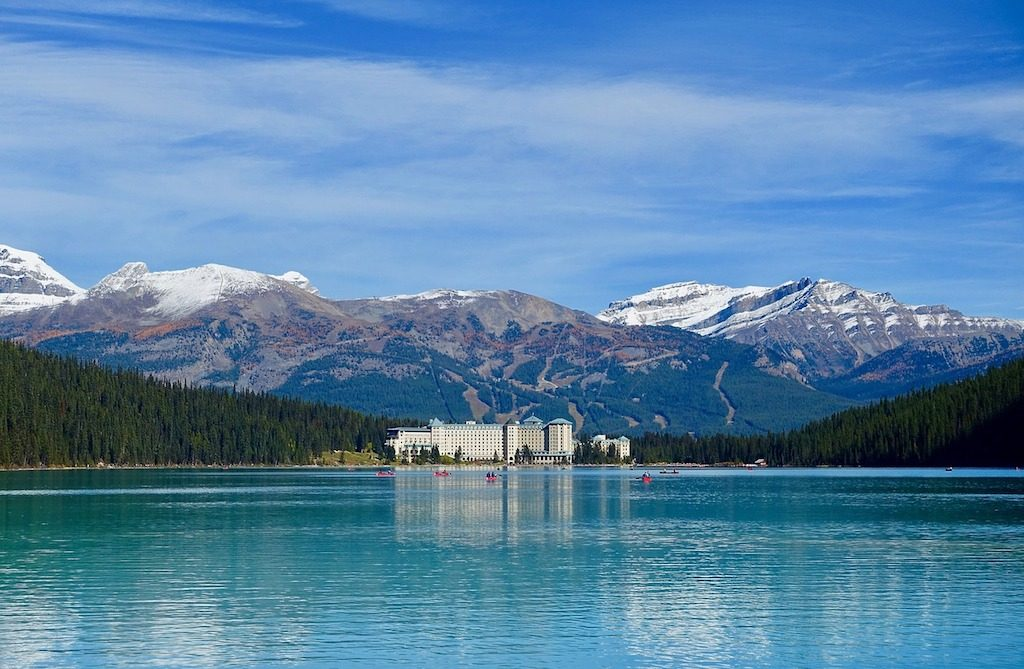 What You Need to Know Before You Travel to Canada - Lake Louise