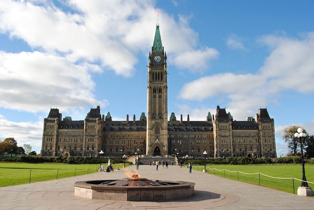 What You Need to Know Before You Travel to Canada - Ottawa Parliament Building