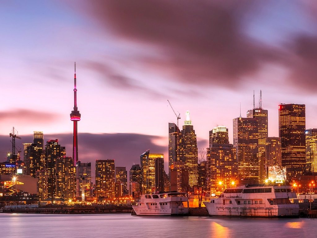 What You Need to Know Before You Travel to Canada - Toronto Skyline
