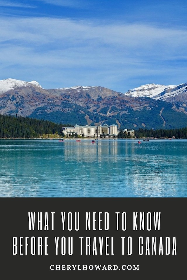 What You Need to Know Before You Travel to Canada