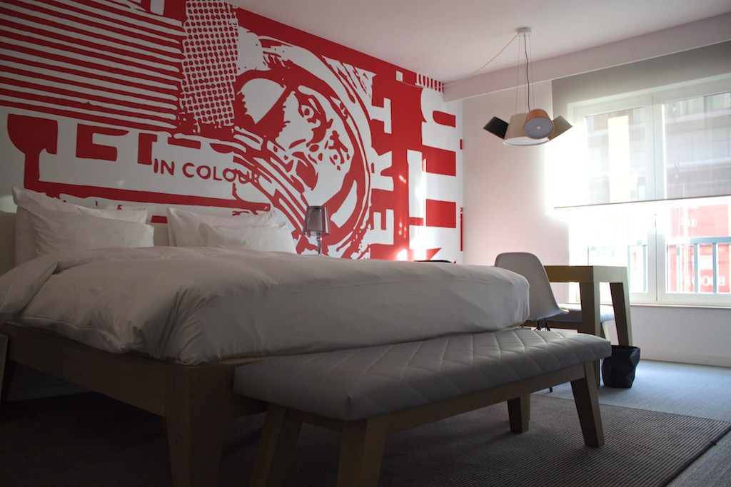 Radisson RED Brussels - Studio With King Bed