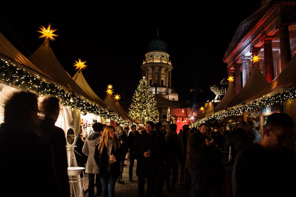 WeihnachtsZauber Gendarmenmarkt - Christmas Market Berlin