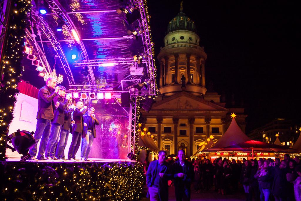 WeihnachtsZauber Gendarmenmarkt - Concert