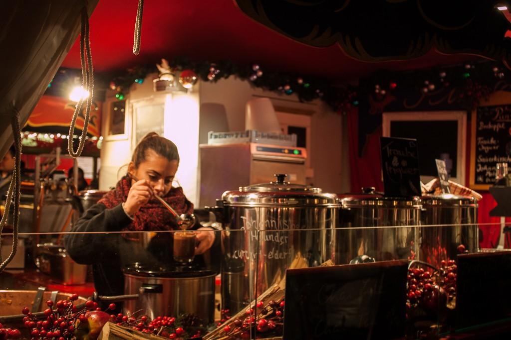 WeihnachtsZauber Gendarmenmarkt - Drinks