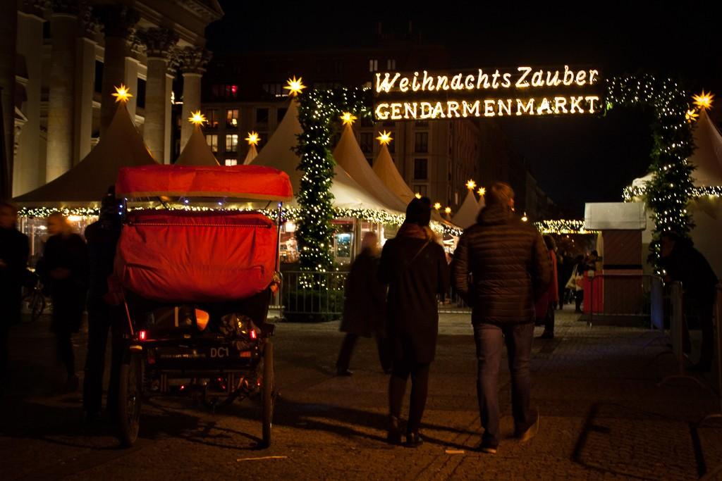WeihnachtsZauber Gendarmenmarkt - Entrance