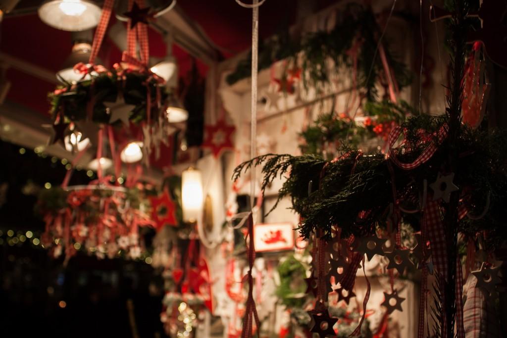 WeihnachtsZauber Gendarmenmarkt - Festive Decorations