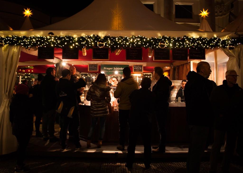 WeihnachtsZauber Gendarmenmarkt - Food Stand