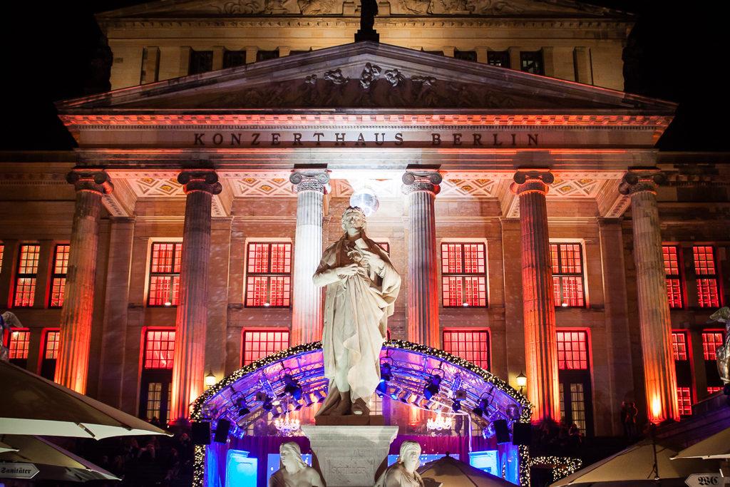 WeihnachtsZauber Gendarmenmarkt - Konzerthause Berlin