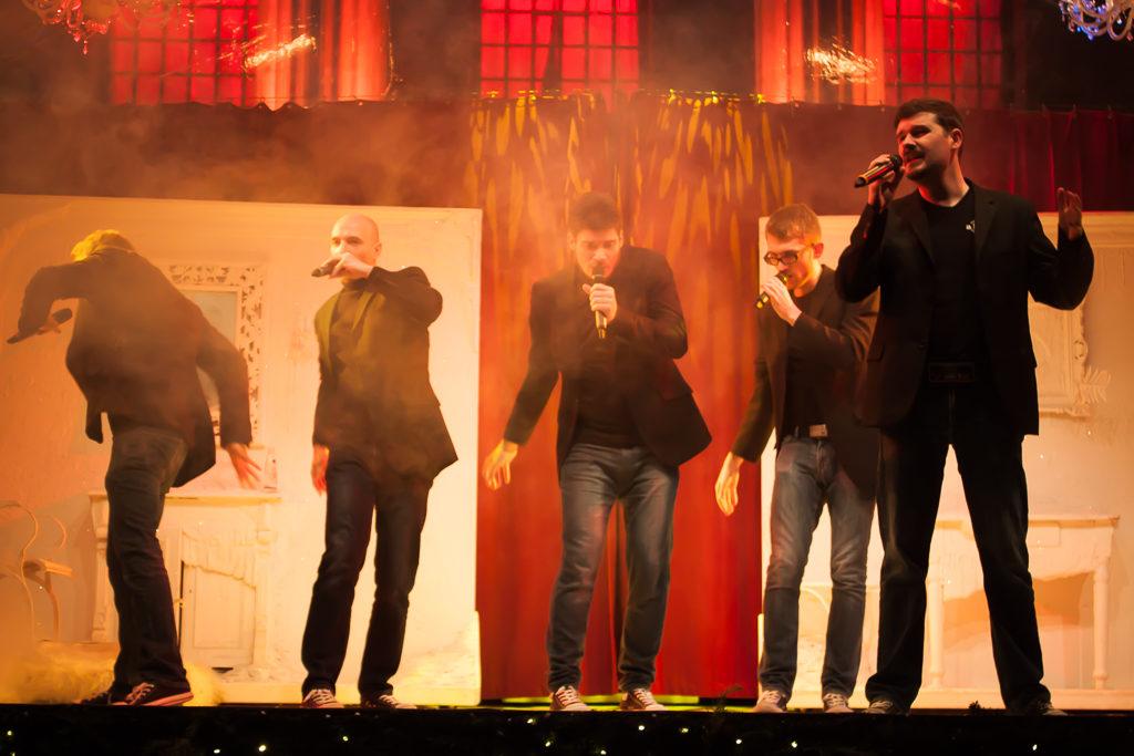 WeihnachtsZauber Gendarmenmarkt - Singers