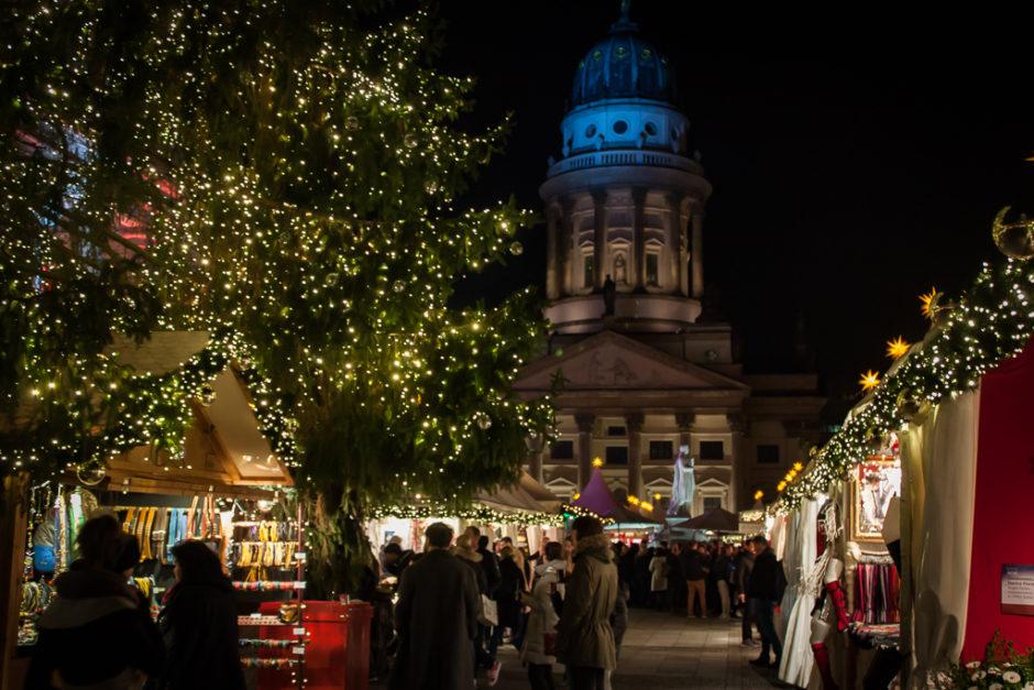WeihnachtsZauber Gendarmenmarkt - Stands