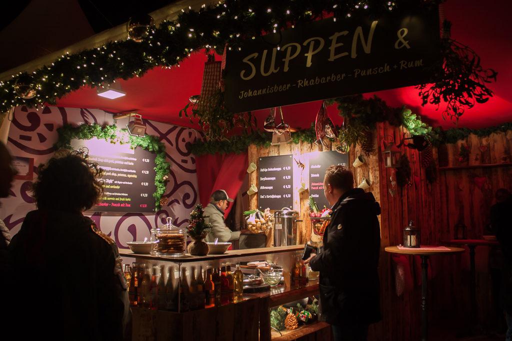 WeihnachtsZauber Gendarmenmarkt - Suppen
