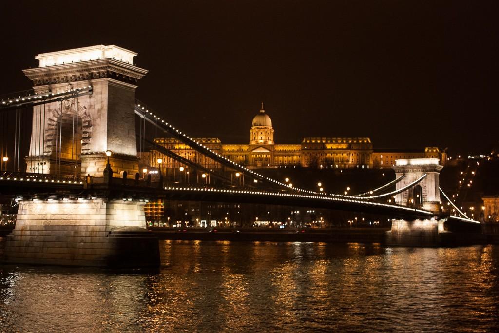 Weekend in Budapest - Chain Bridge Budapest