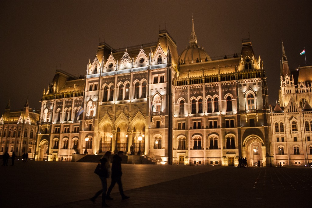 Weekend in Budapest - Hungarian Parliament Building