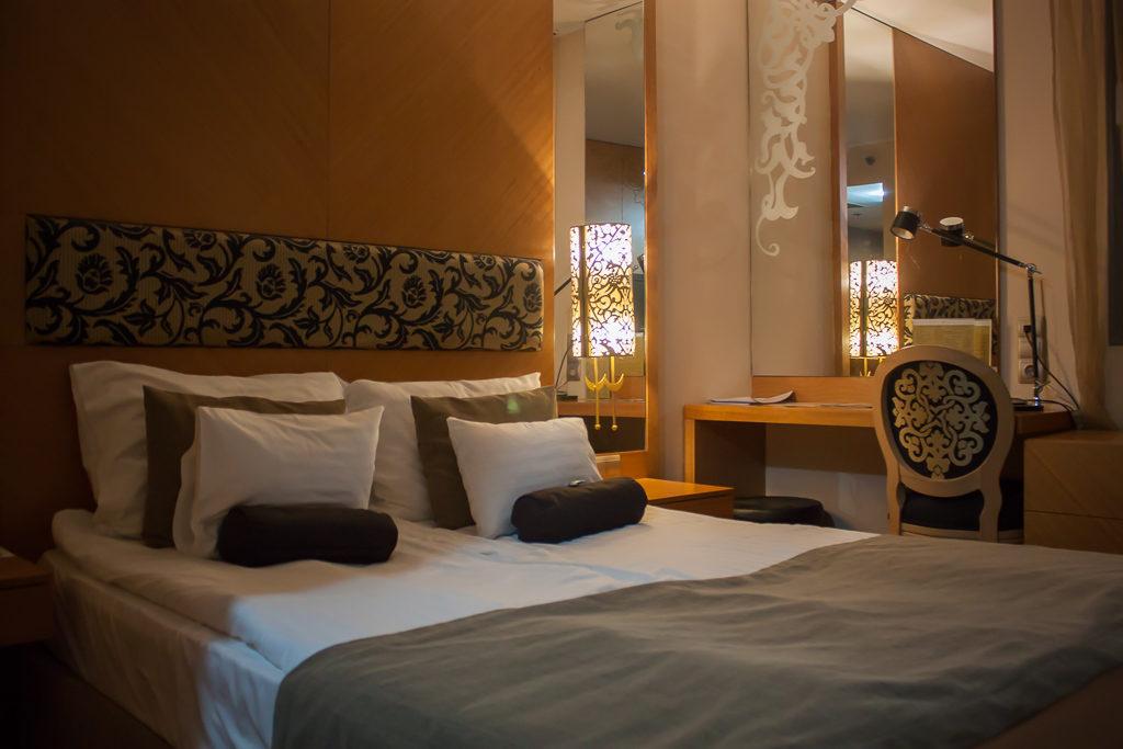 Weekend in Budapest - Marmara Hotel Budapest Room