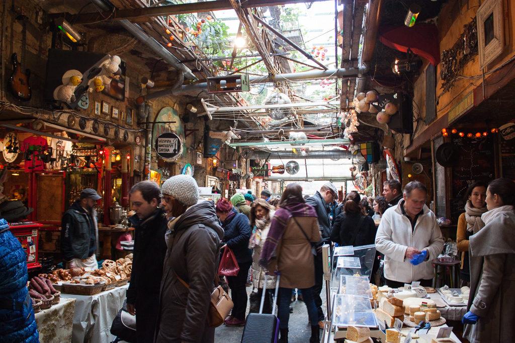 Weekend in Budapest - Szimpla Sunday Farmer Market