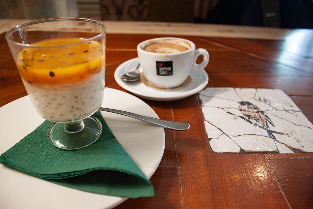 Poznan Restaurants - Ptasie Radio Dessert