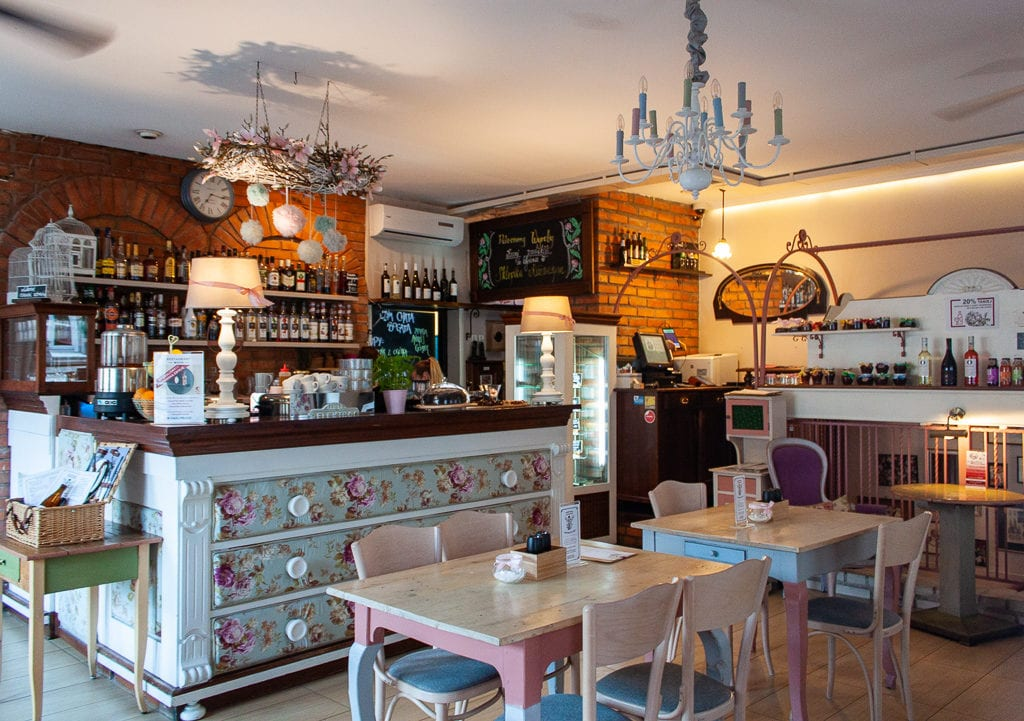 Poznan Restaurants - Republika Róż