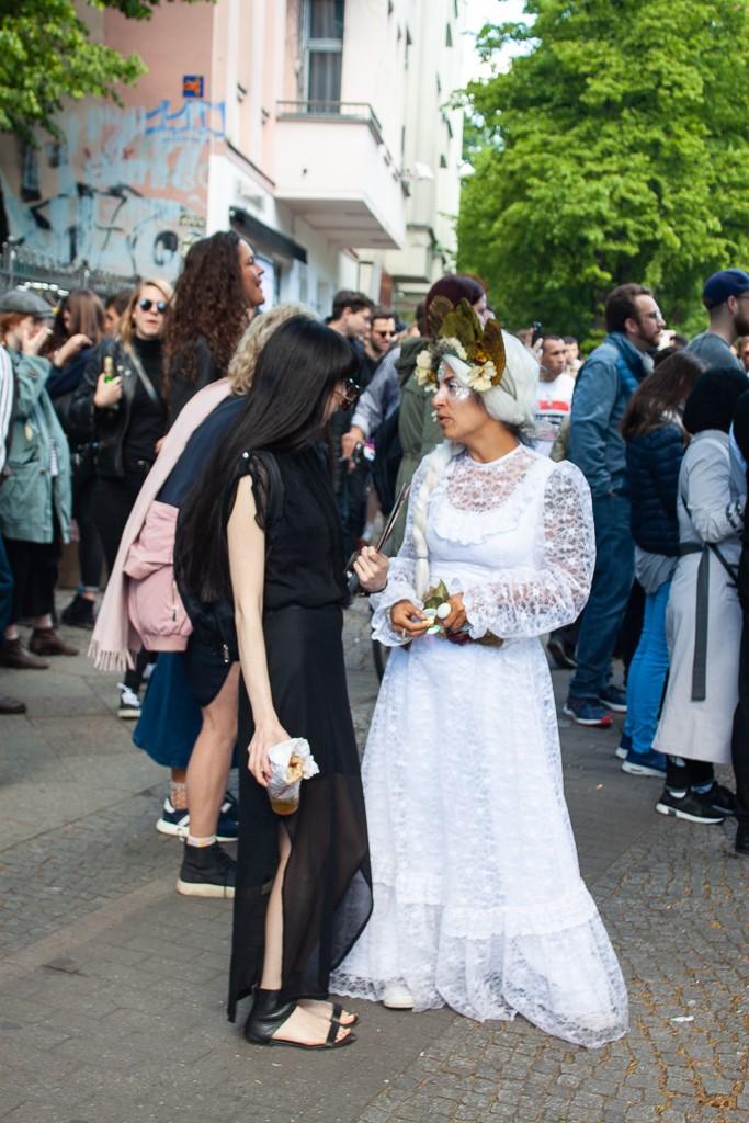 Berlin Myfest 2018 Bride