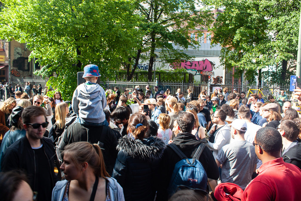Berlin Myfest 2018 Crowds