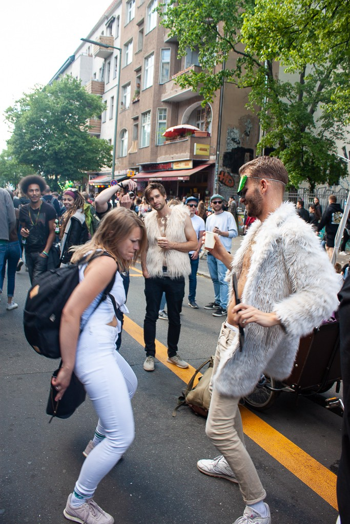 Berlin Myfest 2018 Dancing