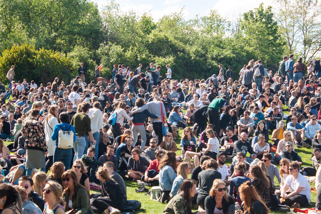 Berlin Myfest 2018 Gorli Crowds