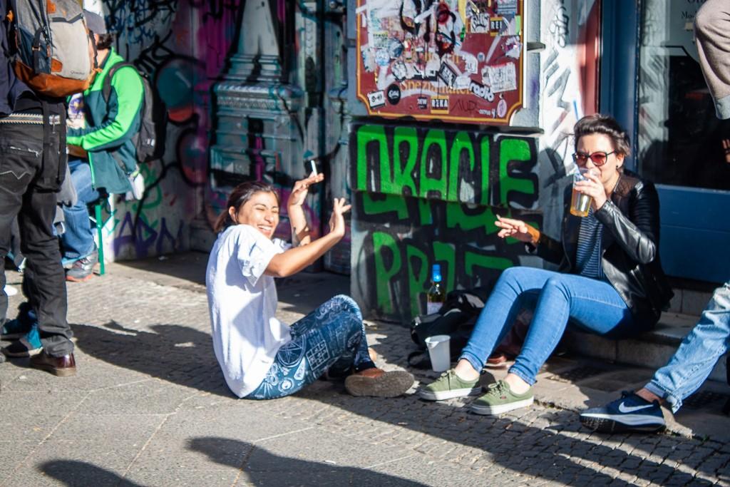 Berlin Myfest 2018 Happy People
