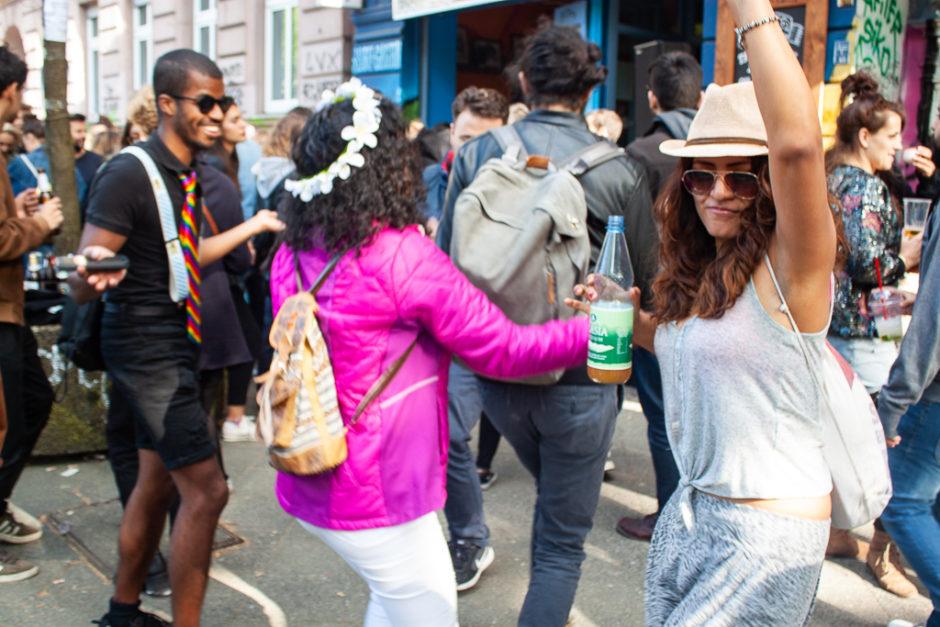 Berlin Myfest 2018 Latin Dancing