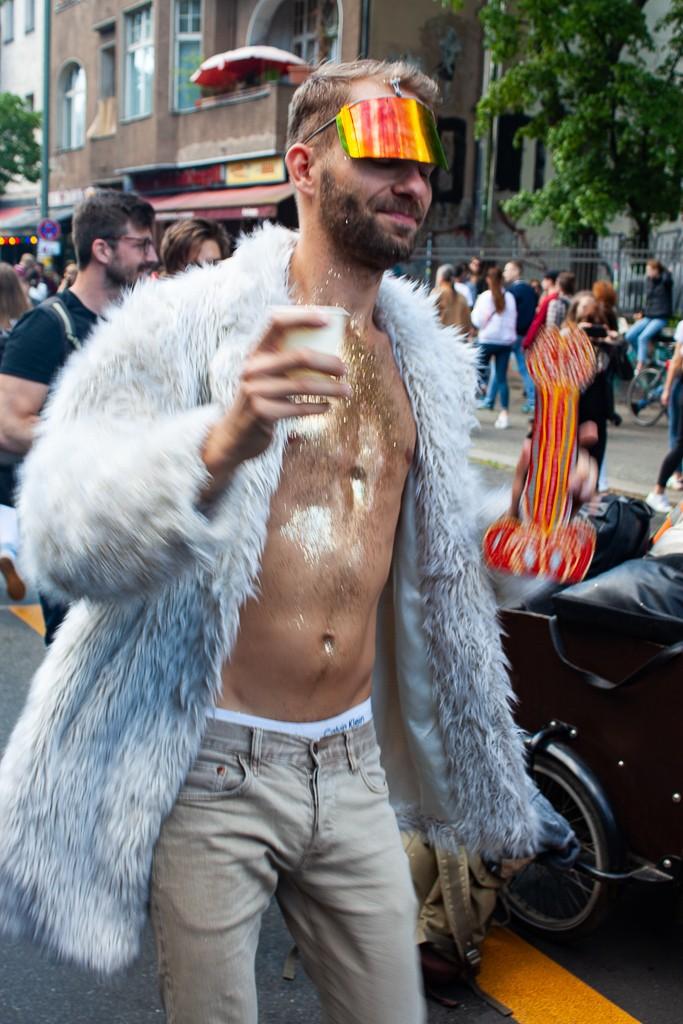 Berlin Myfest 2018 Penis
