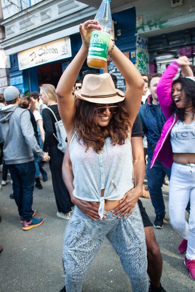 Berlin Myfest 2018 Salsa
