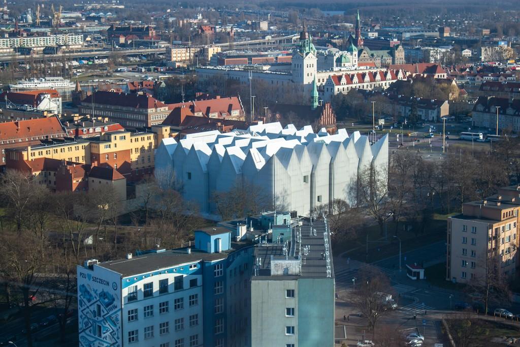 Visit Szczecin Poland - Cafe 22