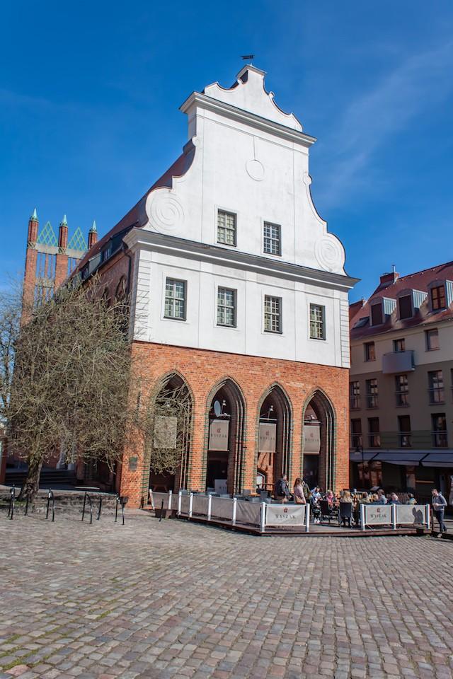 Visit Szczecin Poland - Old Town Hall Staromiejski w Szczecinie
