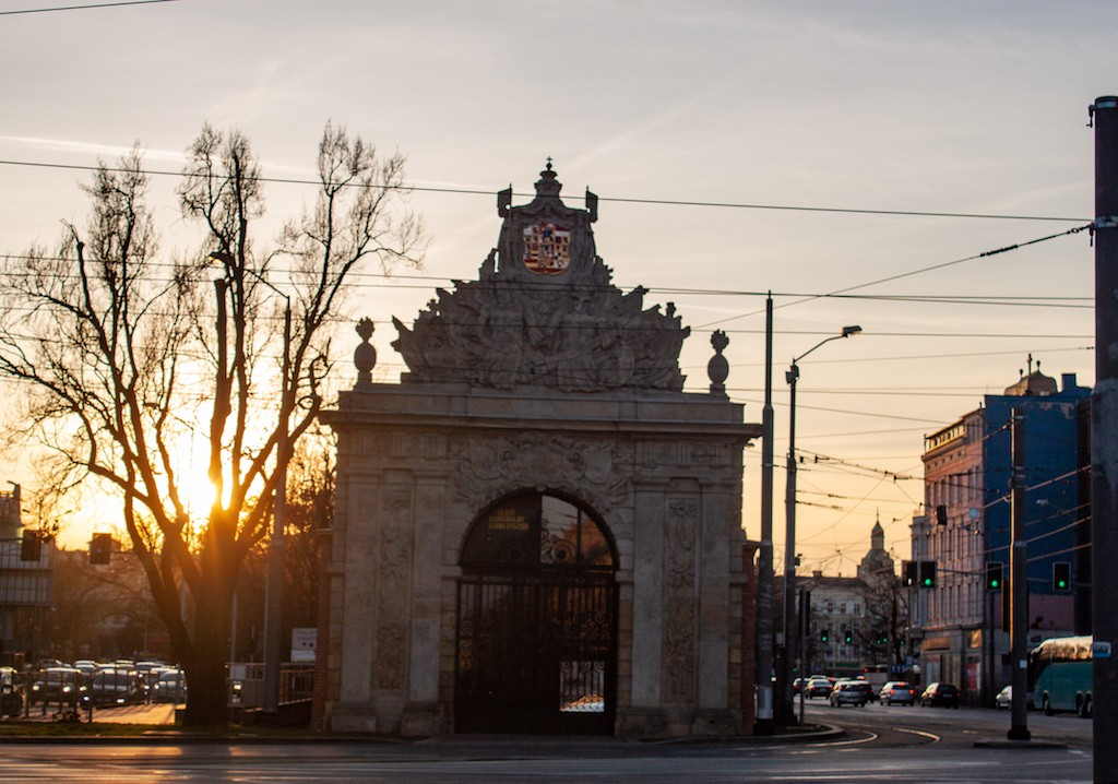 Visit Szczecin Poland - Royal City Gate Brama Portowa