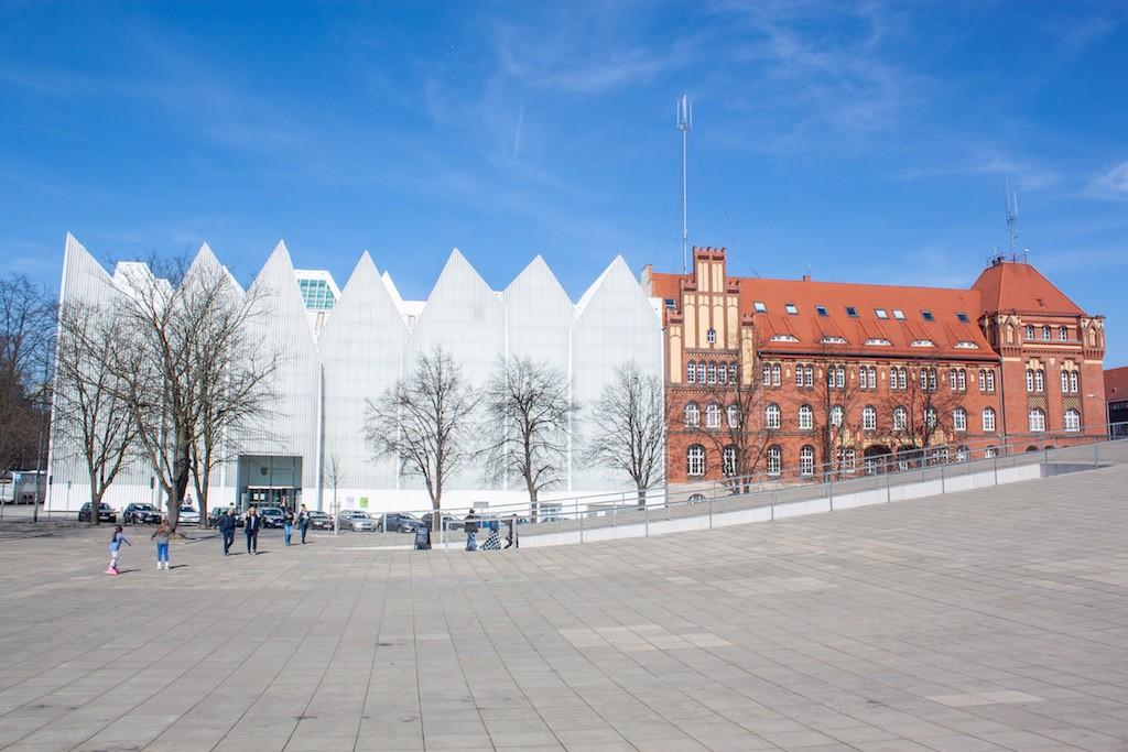 Visit Szczecin Poland - Solidarność or Solidarity Square