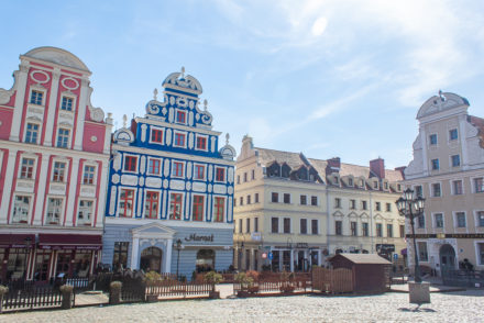 Visit Szczecin Poland - Stare Miasto Hay Market Sienny Square